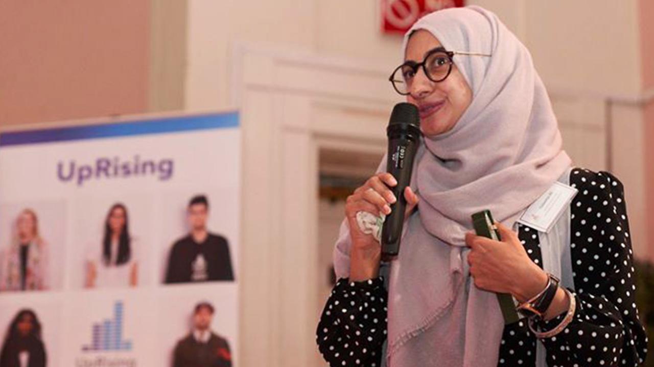 Haleema Ali - Inspiring social change through art and creativity. Activist. Curator. Educator. Youth worker.
