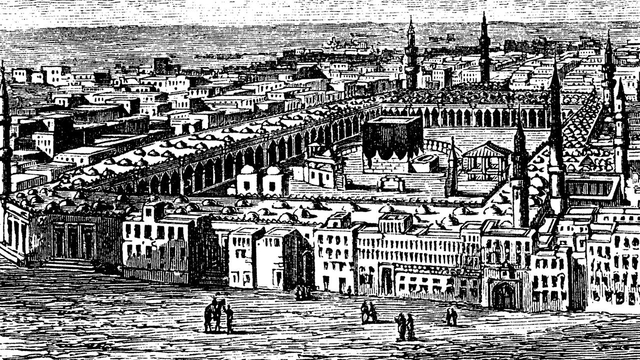 Hajj suspension in Islamic history, a brief account.