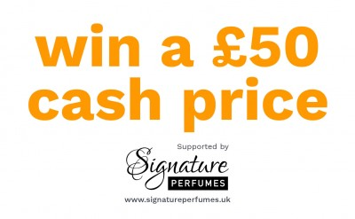 Raffle - Win £50 cash price