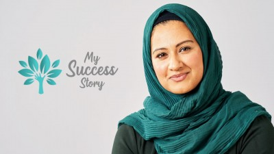 Build your own version of success with Asma Iqbal.