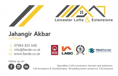Leicester Lofts and Extensions Ltd