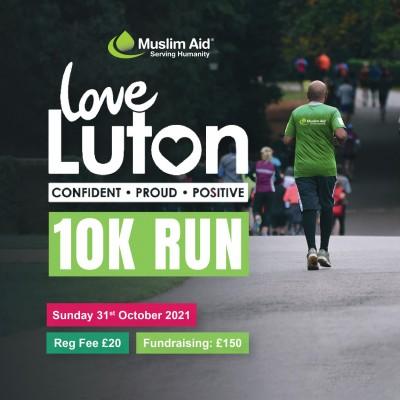 Muslim Aid - Love Luton RUN