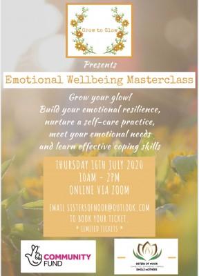 Emotional Wellbeing Masterclass