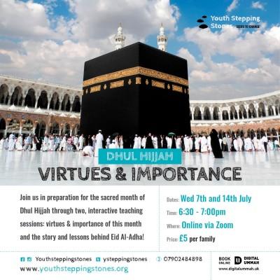 Dhul Hijjah & Eid-ul-Adha