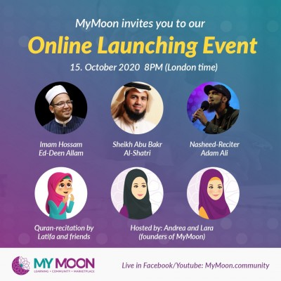 Online Launching Event with Sheikh Abu Bakr Ash-Shatri