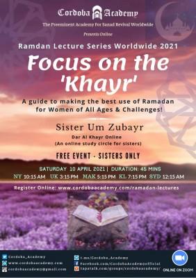 Focus on the Khayr