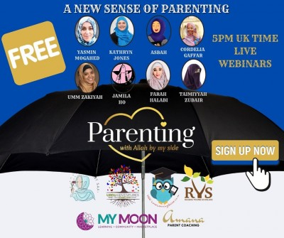FREE Online Conference with Yasmin Mogahed