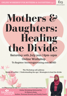 Mothers and Daughters - Healing the Divide