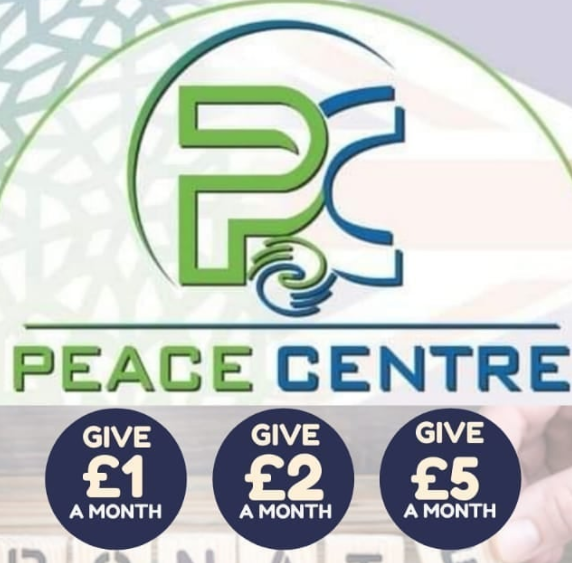 Support The Peace (As-Salaam) Centre
