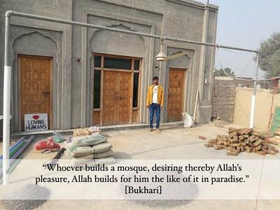 Build A Mosque