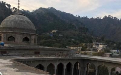 Mosque Completion - Azad Kashmir
