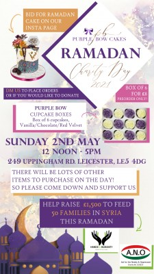 Purple Bow Charity Event