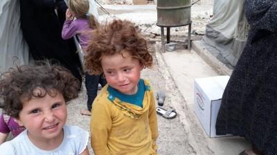 FOODPACKS FOR SYRIA & YEMEN
