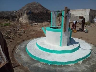 Yemen Solar Water Well